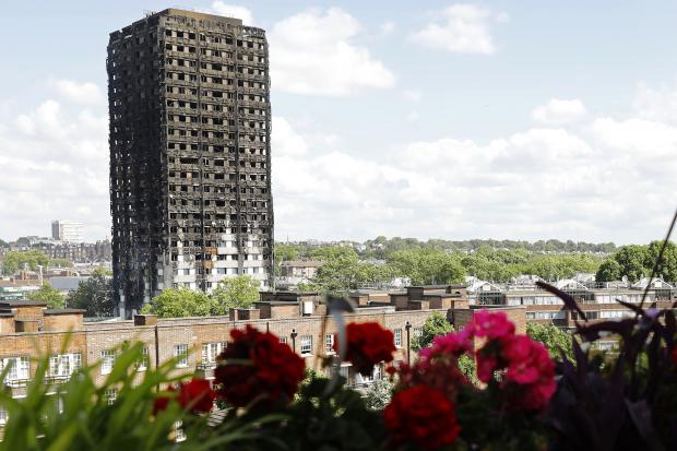 Grenfell Tower neoliberalism