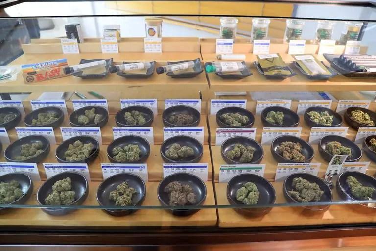 legalisation pot