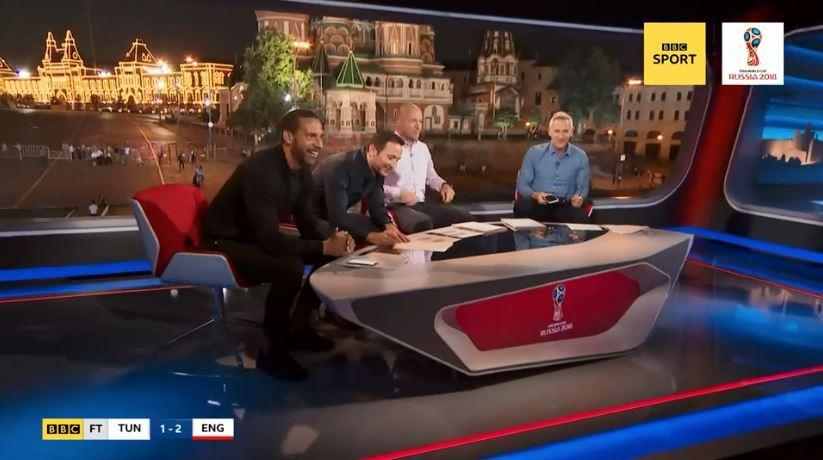BBC world cup