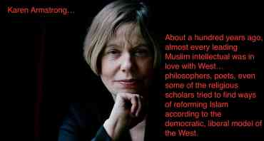 Karen Armstrong – September 11th 2001, Islam and the West