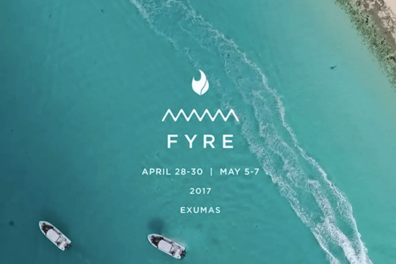 Fyre… the biggest festival that never happened