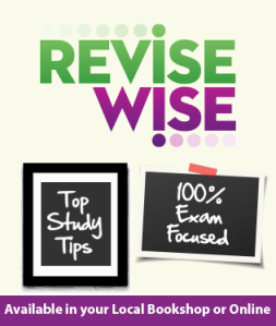 revise wise, revision series, exam preparation