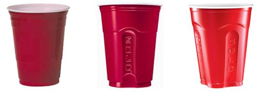 Эволюция красных стаканов