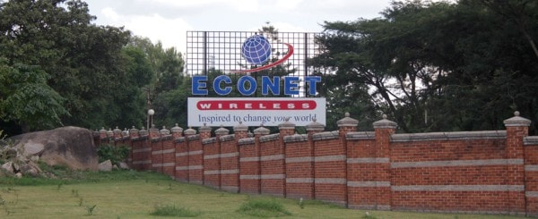 Econet is an example of a PLC