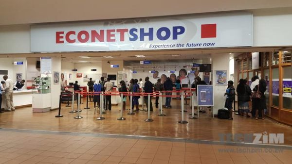 Econet is an example of a PLC. Image credit techzim.co.zw
