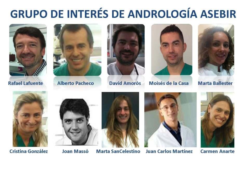 Foto GGII Andrología