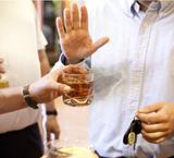 Comida y celebraciones con alcohol