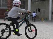 """Na minha bicicleta, na minha escola"""" projeto desenvolvido pelo CAF"""