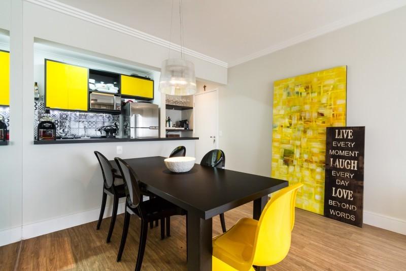 como decorar um apartamento pequeno - recém-casados (4)