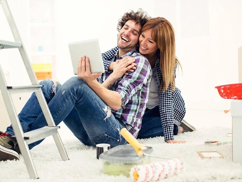 Casa nova Planejando gastos com reforma e decoração dívidas