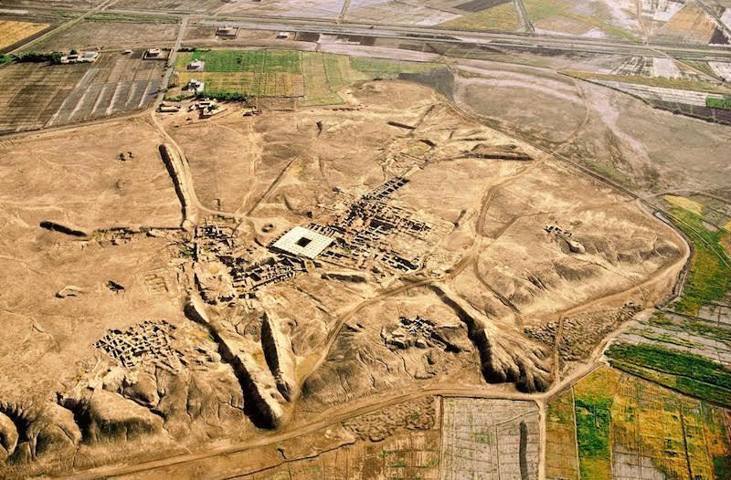El Palacio de Mari, el más antiguo de la humanidad destruido por Daesh