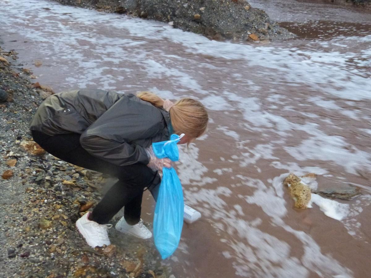 """EQUO detecta altos niveles de arsénico en el río Tinto y reclama controles periódicos """"oficiales y públicos"""""""