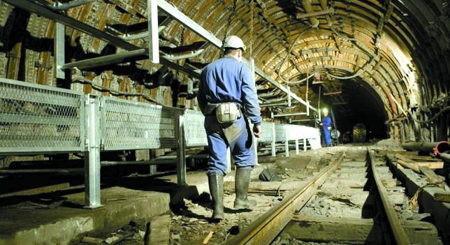 ¿Hundir las minas? Levantar fábricas