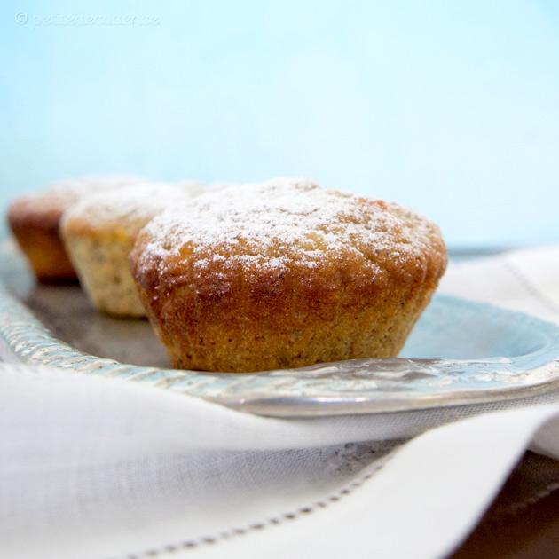 receta de muffins de platano en maria orsini