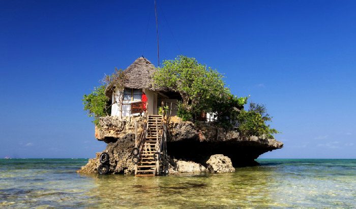 restaurante isla zanzibar