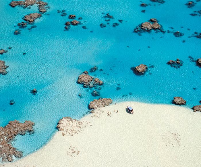 Aitutaki, islas cook en viajar con maria orsini