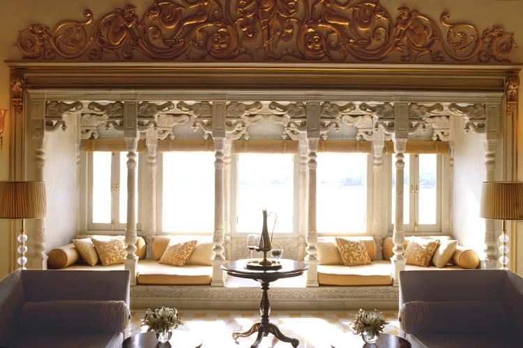 Hoteles palacio en maria orsini, taj palace udaipur