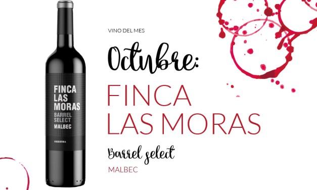Octubre: Finca Las Moras Barrel Select