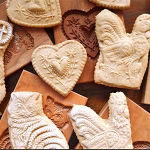 pan tradicional de jengibre