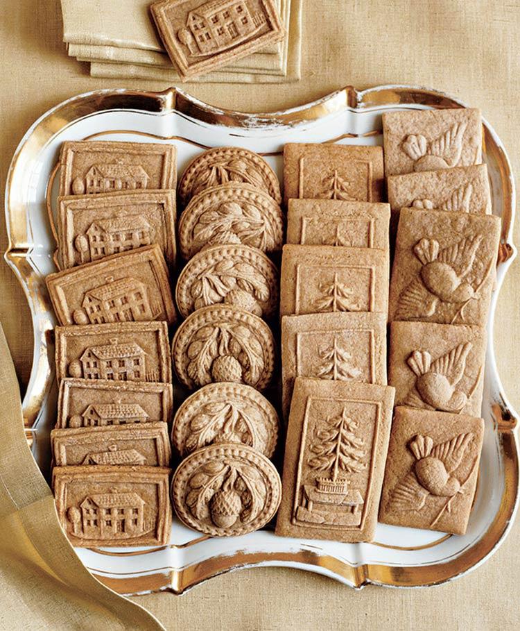 Speculaas, galletas tipicas navideñas
