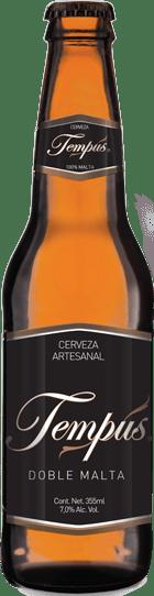 cervezas artesanales mexicanas; tempus