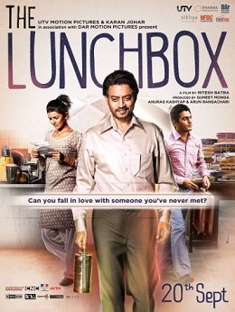 the lunchbox, peliculas para foodies