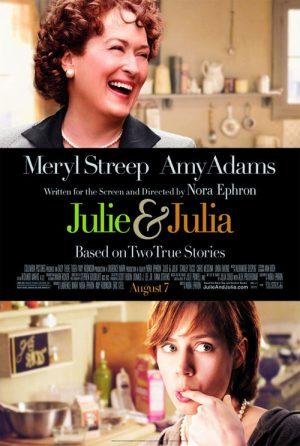 julie and julia, peliculas para foodies