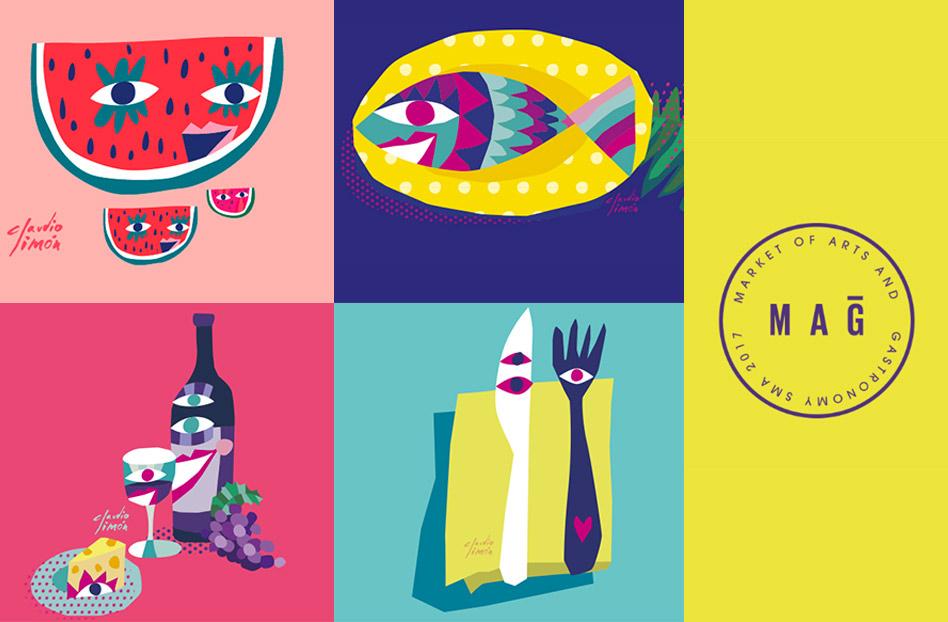 MAG: San Miguel de Allende presenta el mercado de arte y gastronomía