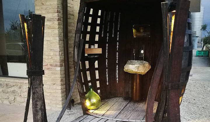 fuente del vino en italia