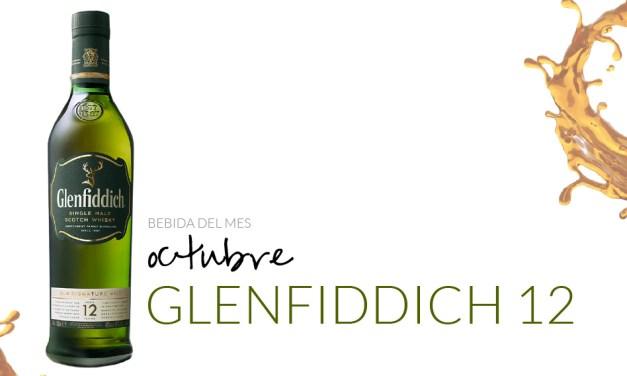 Octubre: Glenfiddich 12 años