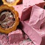 Chocolate rosa: la nueva variedad natural de esta delicia se llama Rubí