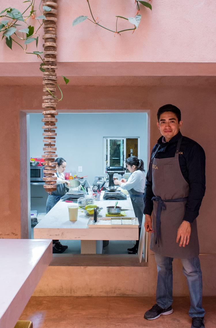 BOCA, restaurante de postres. Reseña de Revista Maria Orsini
