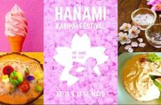 Festival de sake hanami kampai 2018