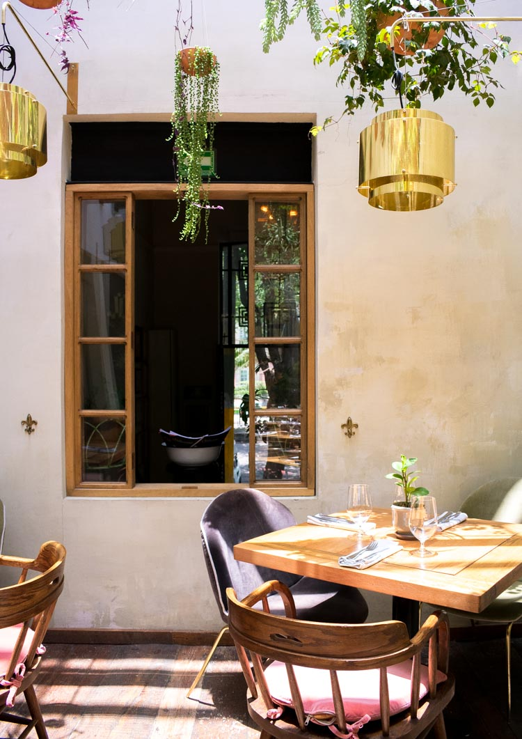 Restaurante Mia Domenicca Ciudad de México - Reportaje en Revista Maria Orsini