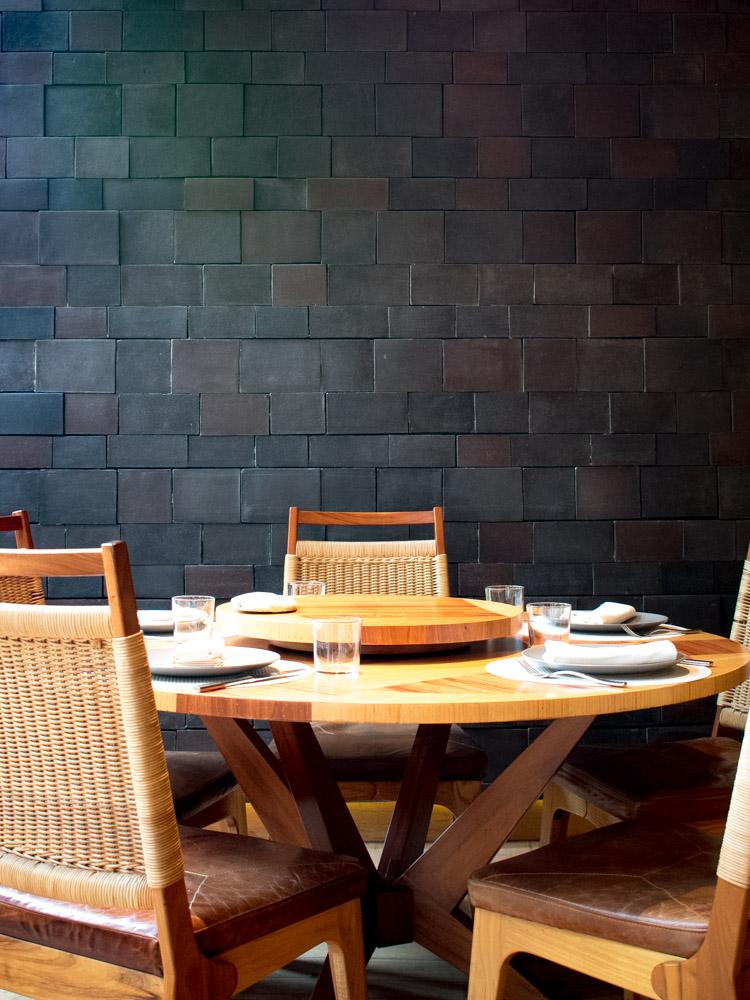 Restaurante Chapulín, Ciudad de México   Reportaje en revista Maria Orsini