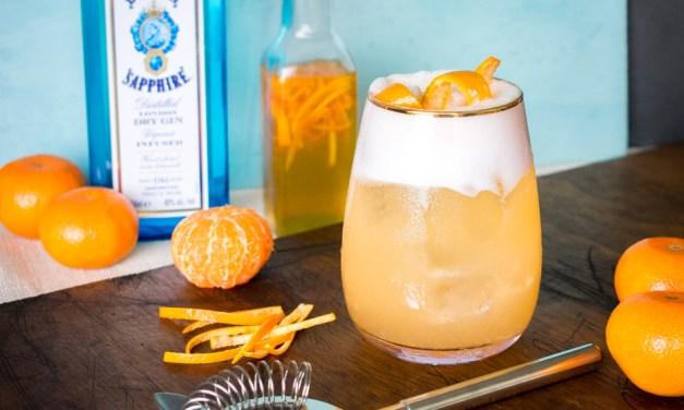 Gin y cítricos: tres cocteles ¡exquisitos!