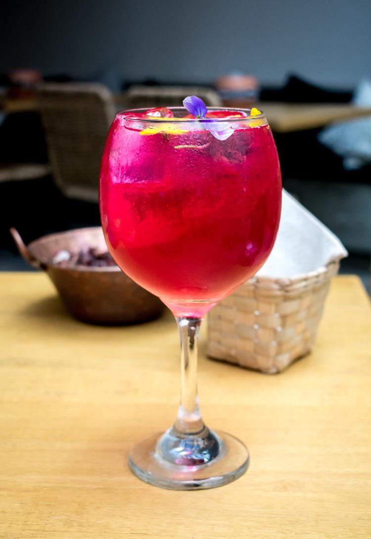 Rufino Gastrobar, bar de cocteleria y cocina mexicana en la cdmx