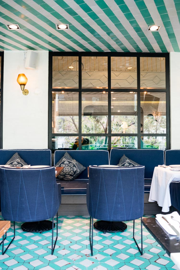 Restaurante Aitana Ciudad de México