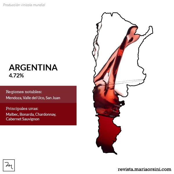 Las 10 principales regiones vinícolas del mundo