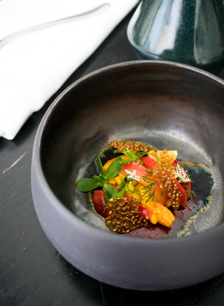 Restaurante Quintonil, reseña en Revista Maria Orsini