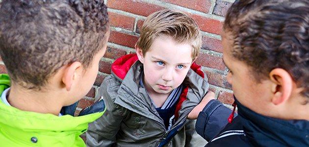 Aumenta el acoso escolar en España