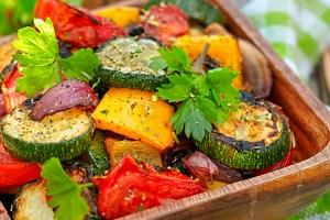 parrillada de vegetales