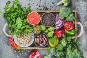 nutricion basada en plantas