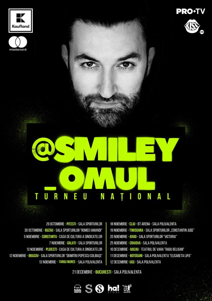 Smiley Omul AFIS 4415e