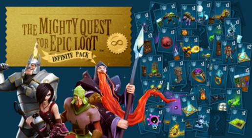 The Mighty Quest for Epic Loot1