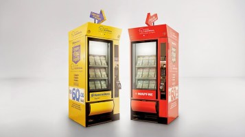 Mapfre Vending Machine