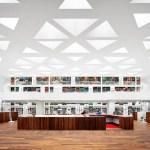 Education Centre Erasmus Mc, por Kaan Architecten, Holanda. Finalistas del premio Mies Van der Rohe, 2015. Foto por Bart Gosselin.
