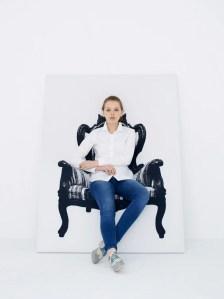 canvas chair YOY studio.
