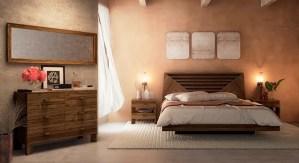 Mobiliario y diseño interior por la marca de diseño TRAA, en Hábitat Expo-2015.