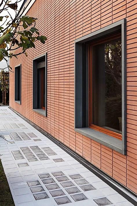 Casa ecolgica prefabricada en Italia